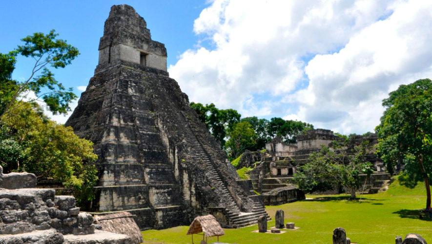 Tikal es uno de los monumentos más misteriosos del mundo, según Intriper