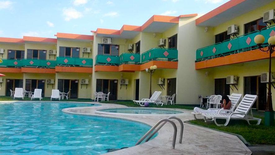Hotel turicentro martita en el puerto de san jos for Hoteles junto al mar