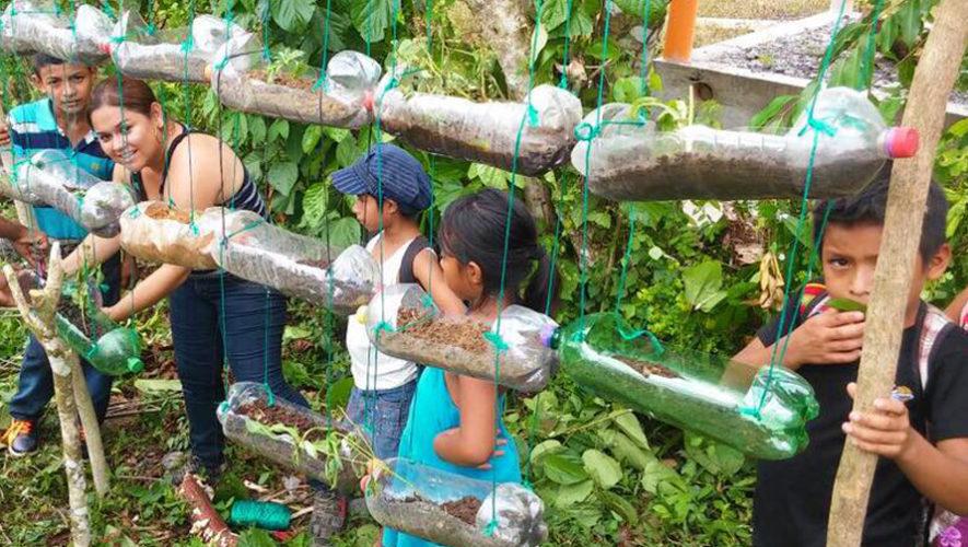 Vota por Guatemala en la competencia internacional de proyectos ambientales