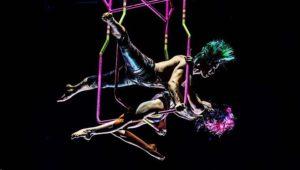 Cirque du Soleil: Soda Stereo Séptimo Día | Marzo 2018