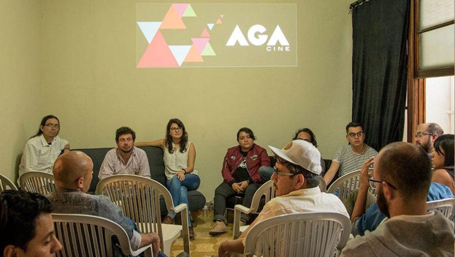 Conversatorio sobre cine guatemalteco | Octubre 2017