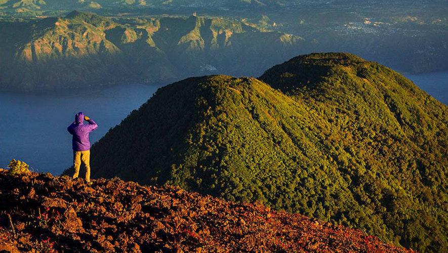 Ascenso al Volcán Atitlán por la Ruta Sur   Noviembre 2017
