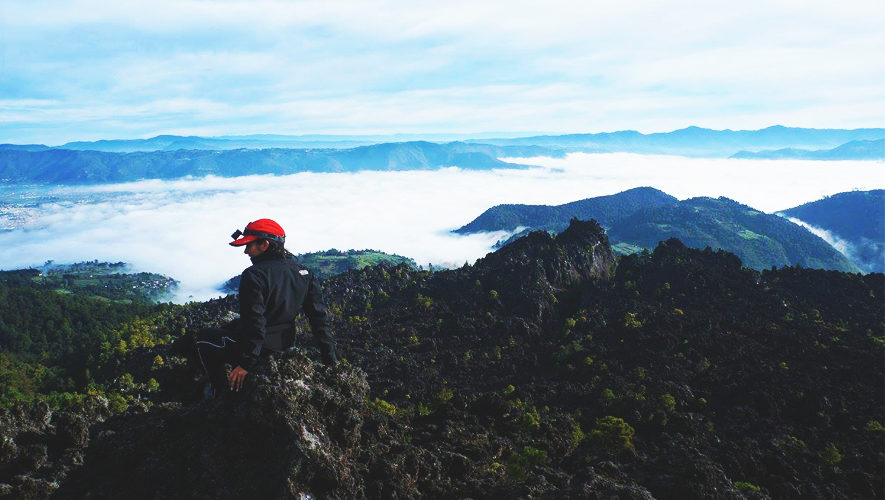 Ascenso al Volcán Cerro Quemado | Octubre 2017