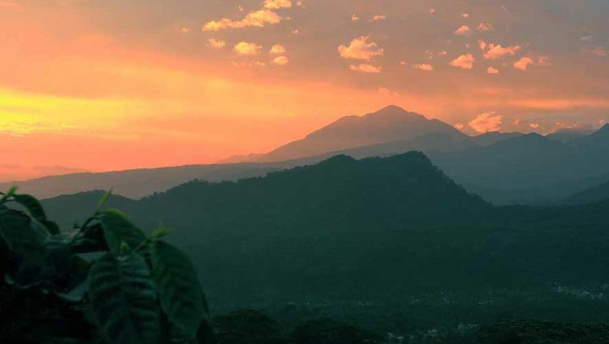 Ascenso al Volcán Tacaná   Noviembre2017