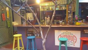 Inauguración de bar en Caoba Farms   Octubre 2017