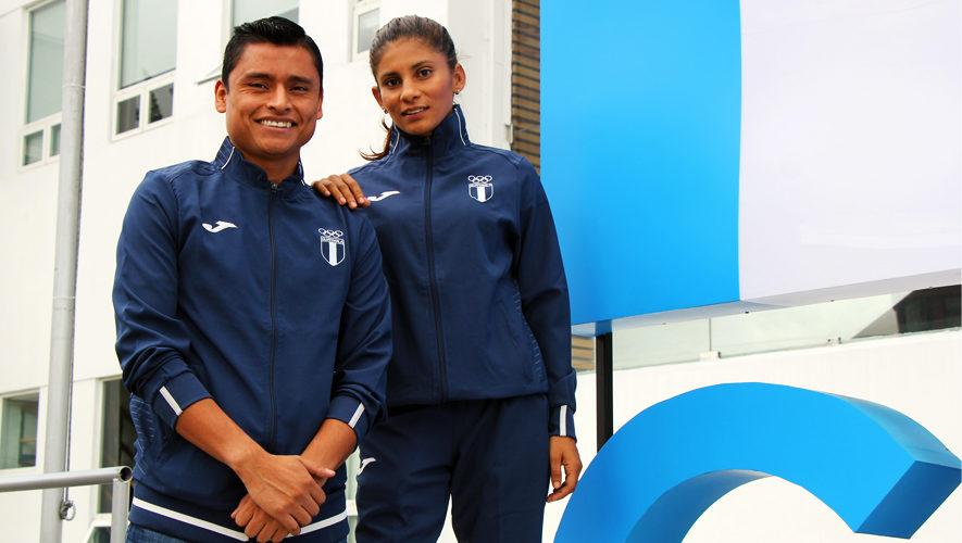 Ortiz y Barrondo rumbo a Juegos Centroamericanos Managua 2017