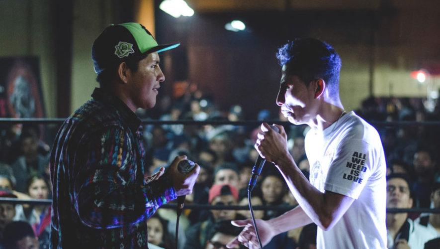Festival gratuito de rap en Universidad de San Carlos | Octubre 2017
