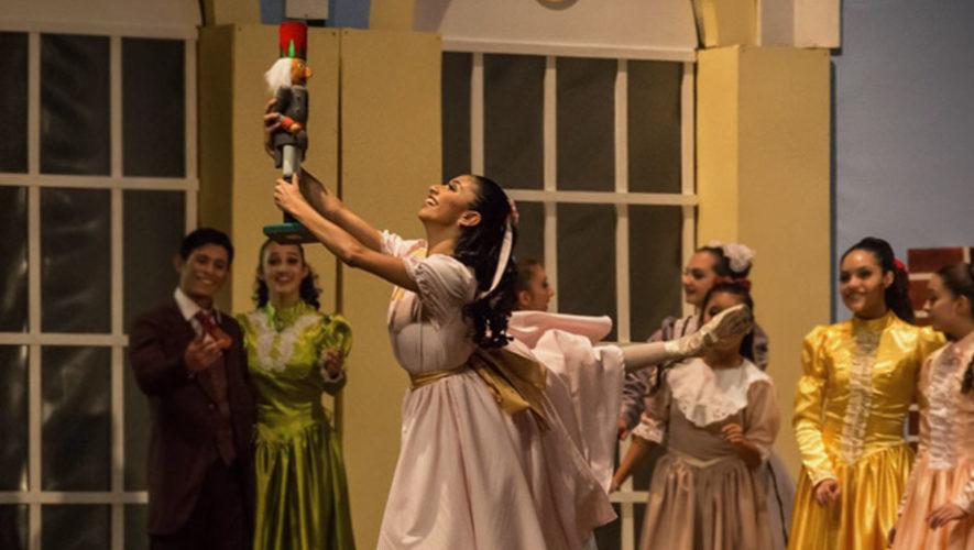 El Cascanueces del Ballet Nacional de Guatemala | Diciembre 2017