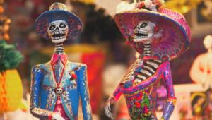 Celebración de Día de Muertos en One Plaza Culinaria   Noviembre 2017