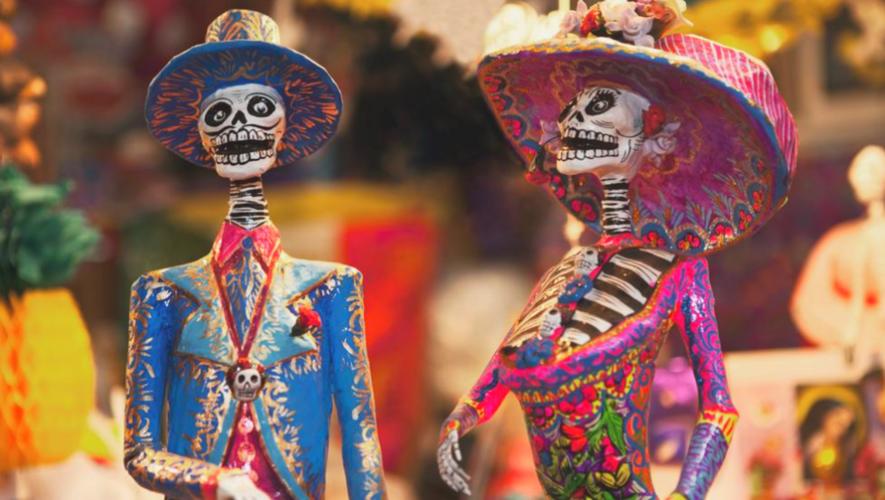 Celebración de Día de Muertos en One Plaza Culinaria | Noviembre 2017