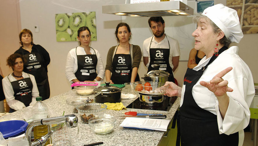 Taller de cocina para crear quesos veganos | Octubre 2017