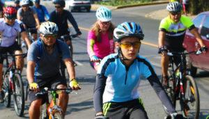 Colazo matutino en bicicleta para principiantes e intermedios | Octubre 2017