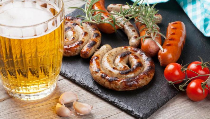 Maridaje de comida alemana en Sophos   Octubre 2017