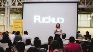 Conferencia para emprendedores FuckUp Nights | Octubre 2017