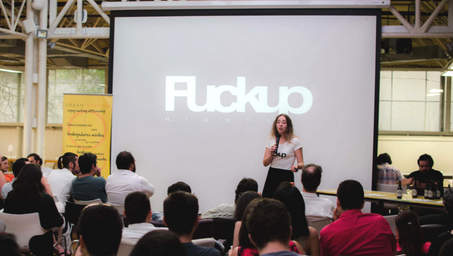 Conferencia para emprendedores FuckUp Nights | Octubre 2017