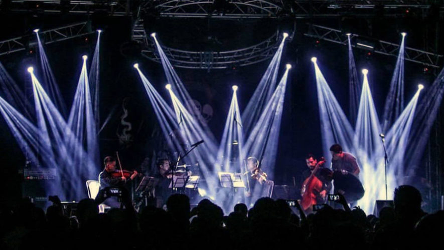 Festival acústico Miguel Ángel Asturias   Noviembre 2017