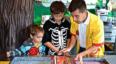 Curso de vacaciones en el Museo de los Niños | Noviembre 2017