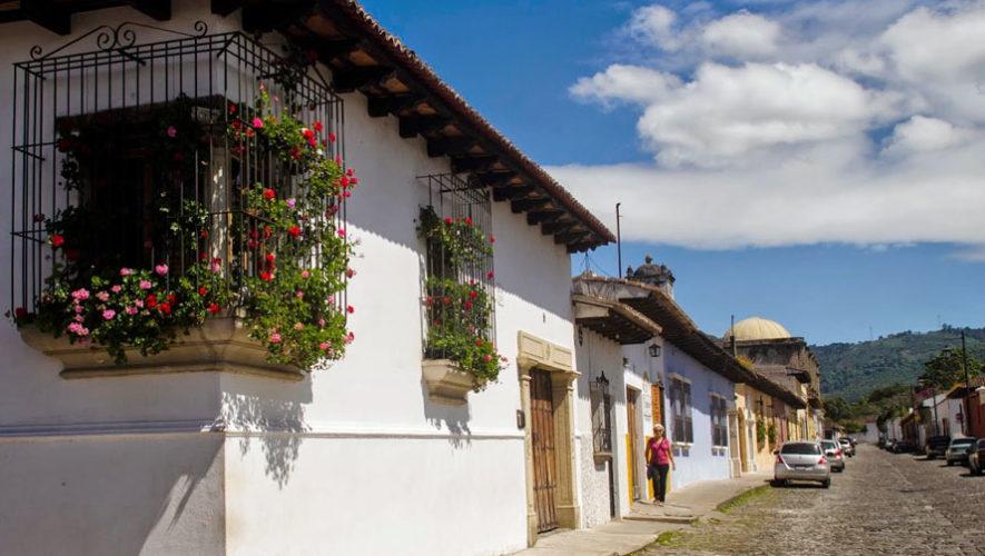 Festival de las Flores en Antigua Guatemala | Noviembre 2017