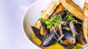 Cena preparada por Chef Diego Jarquin en Bistrot Cinq | Septiembre 2017
