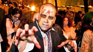 Fiesta de Halloween en Gran Hotel | Octubre 2017