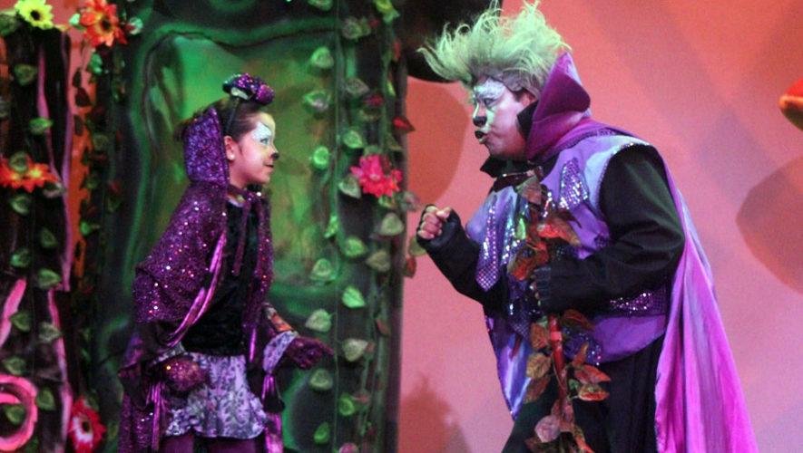 Obra de teatro infantil Los Guardianes del Bosque | Noviembre 2017