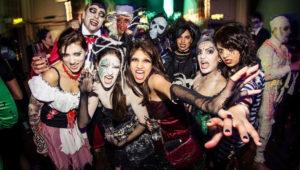 Fiesta de Halloween en Hotel Camino Real Antigua | Octubre 2017