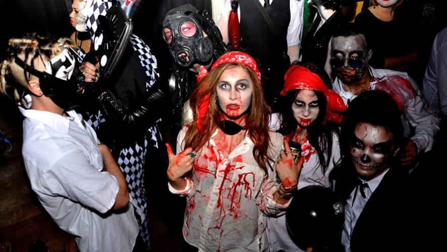 Fiesta de ska en Halloween en Chirisbisco Bar | Octubre 2017
