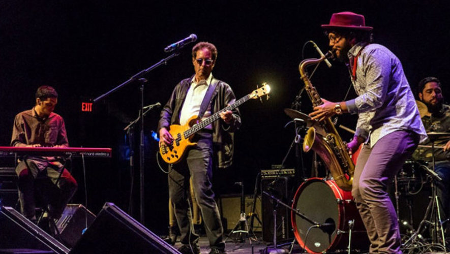 Jazz and Funk Show en Trovajazz | Octubre 2017