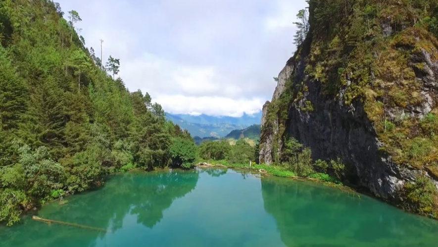 Viaje a lugares turísticos de Huehuetenango | Diciembre 2017
