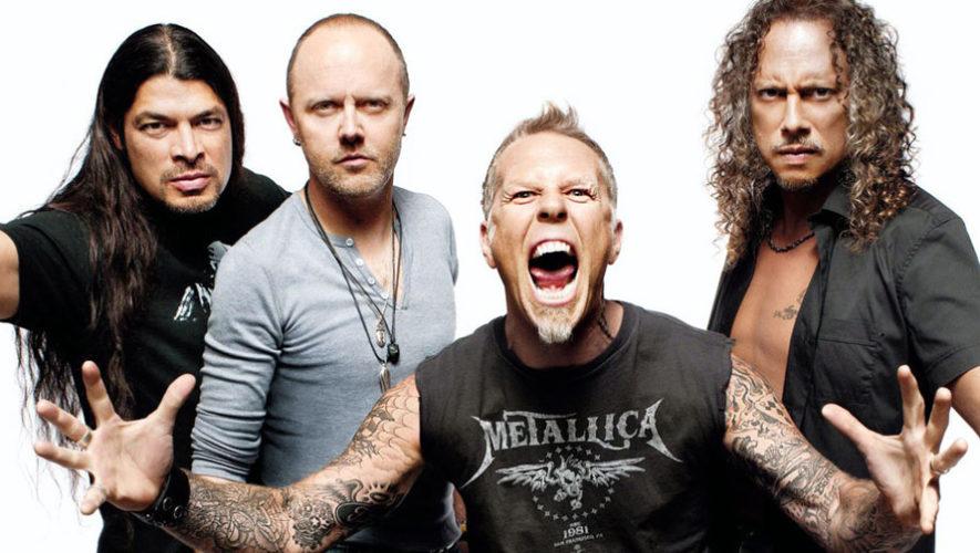 Tributo a Metallica en SOMA, Centro Histórico   Noviembre 2017