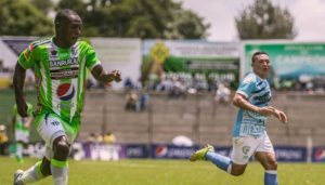 Partido de Sanarate y Antigua por el Torneo Apertura | Octubre 2017