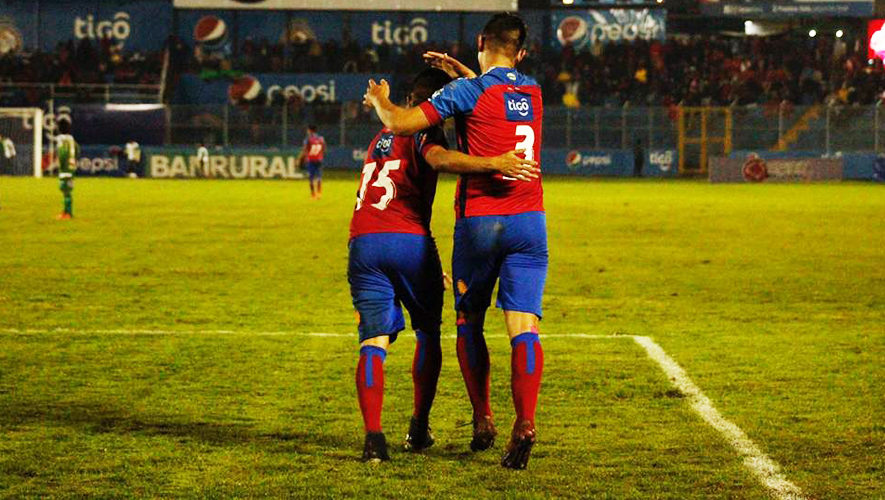 Partido de Xelajú y Cobán por el Torneo Apertura | Octubre 2017