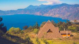 Lugares turísticos de San Marcos La Laguna, Guatemala