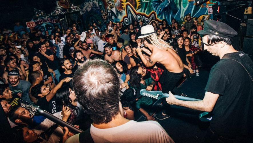 Concierto de Boom Boom Kid en Guatemala | Octubre 2017
