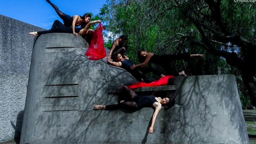 "Espectáculo de danza ""Septem""   Octubre 2017"