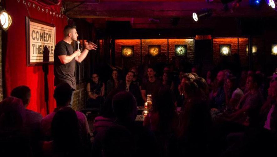 Show y batalla de risas y rap | Noviembre 2017