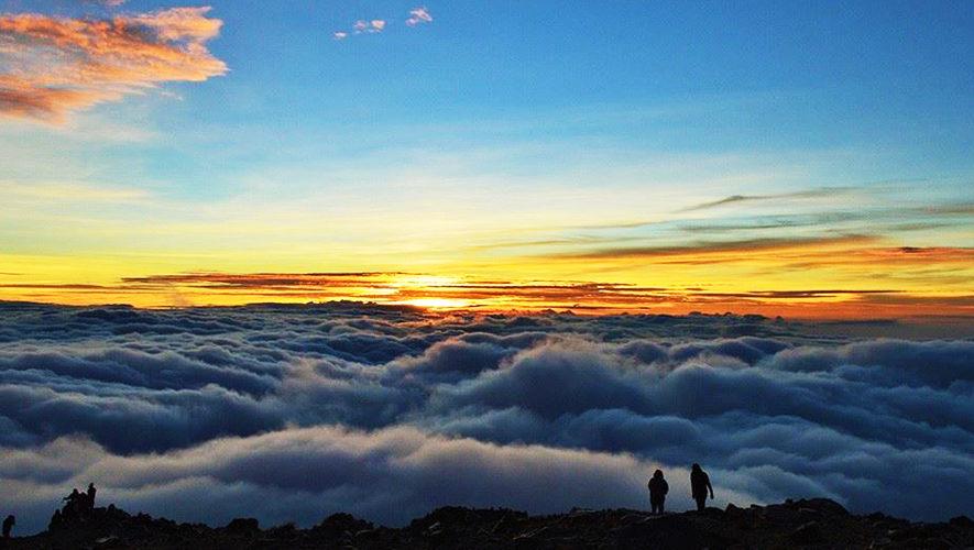Ascenso a volcanes Tajumulco y San Antonio | Octubre 2017