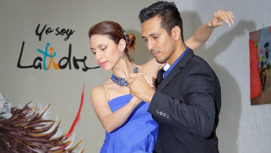 Taller de tango en academia de baile Latidos | Octubre 2017