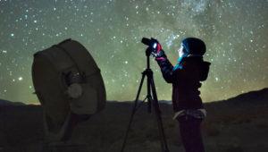 Taller de astrofotografía con Sergio Montúfar | Octubre 2017