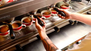 Taller gratuito de café en Saúl Bistro | Octubre 2017