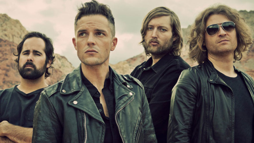 Tributo a The Killers en SOMA | Noviembre 2017