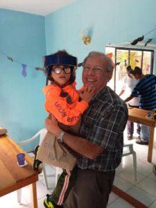 (Foto: Asociación Guatemalteca por el Autismo)