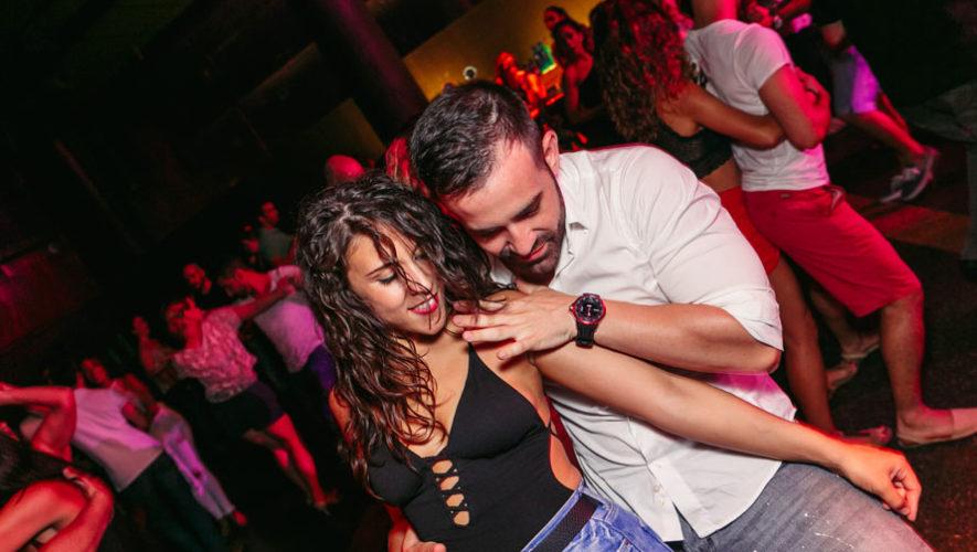 Talleres, shows y fiesta de bachata | Noviembre 2017