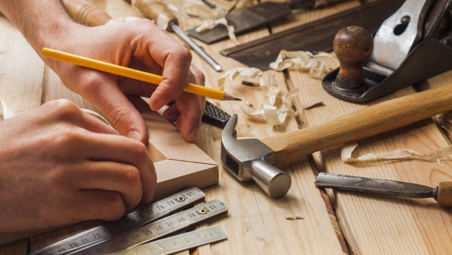 Taller de carpintería para principiantes en 1001 Noches | Diciembre 2017