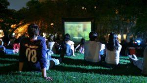 Noche de cine francés al aire libre | Marzo 2018