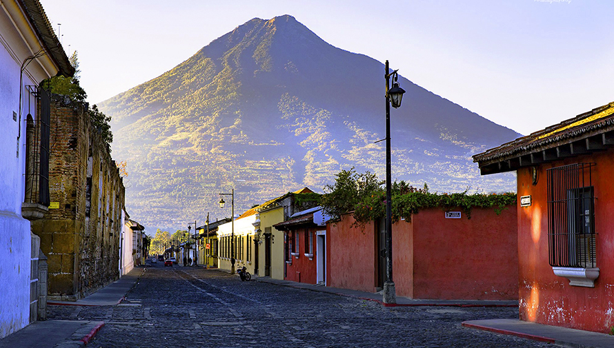 Cómo pasar un día en Antigua Guatemala, según Culture Trip