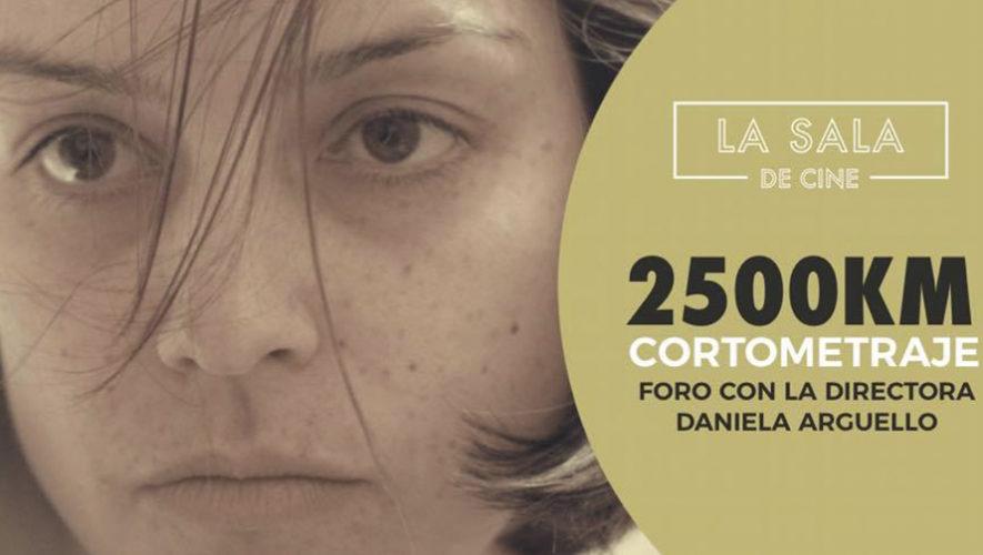 Cortometraje guatemalteco fue seleccionado por el canal HBO1