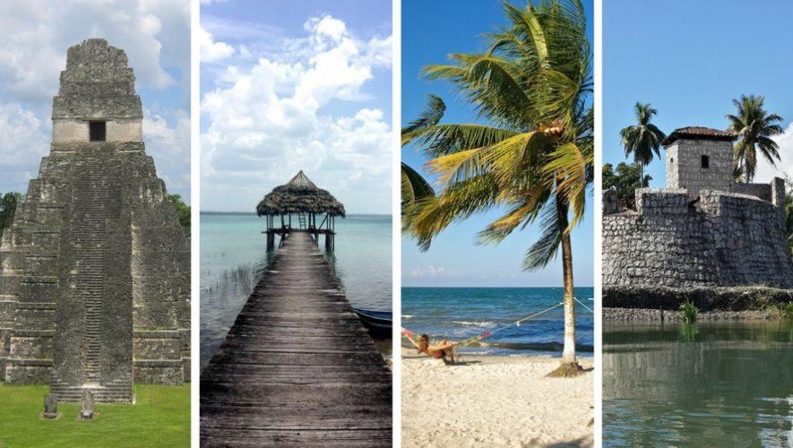 Viaje con más de 10 destinos a Petén e Izabal | Diciembre 2017