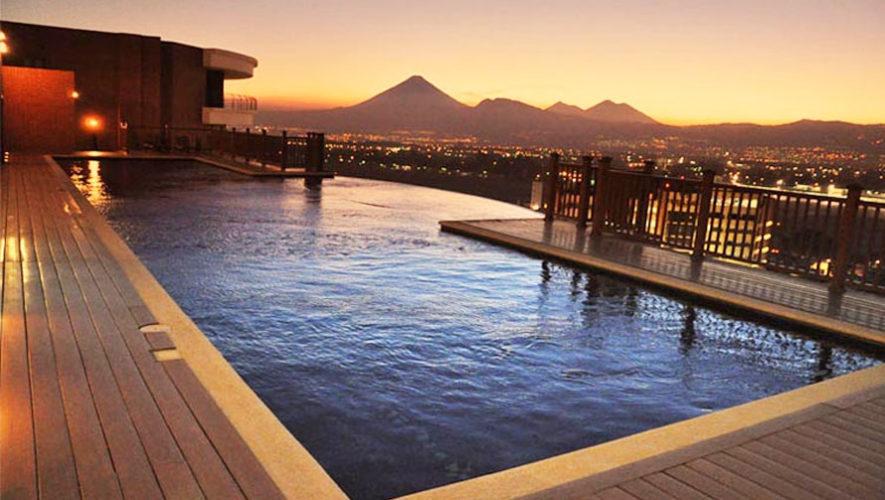 Edificio tadeus apartamentos con piscina lujosa for Que piscina es mejor