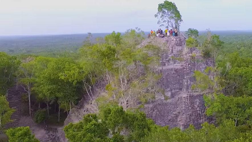 El Mirador es una de las 7 maravillas del mundo, según medio internacional